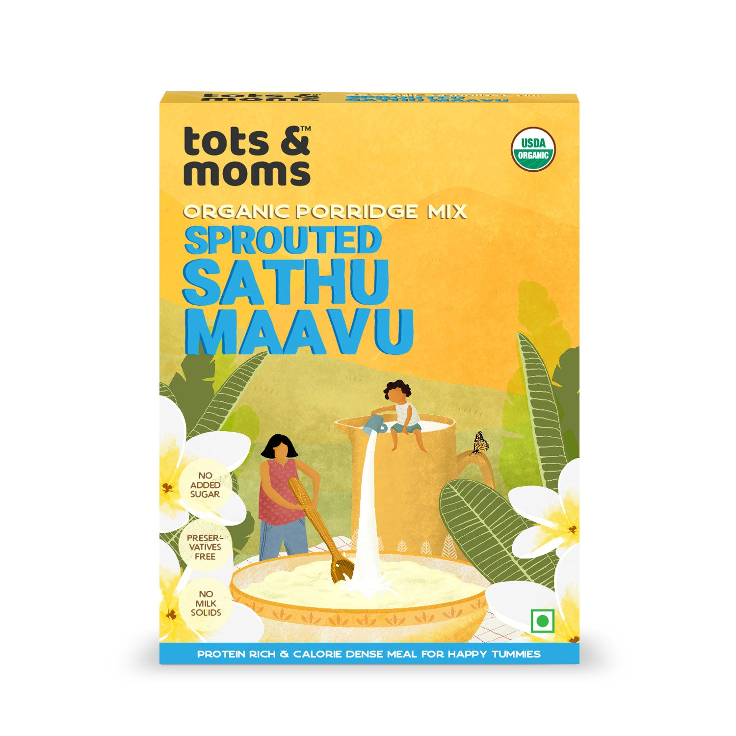 Sprouted Sathu Mavu - Multigrain Health Mix - 200g