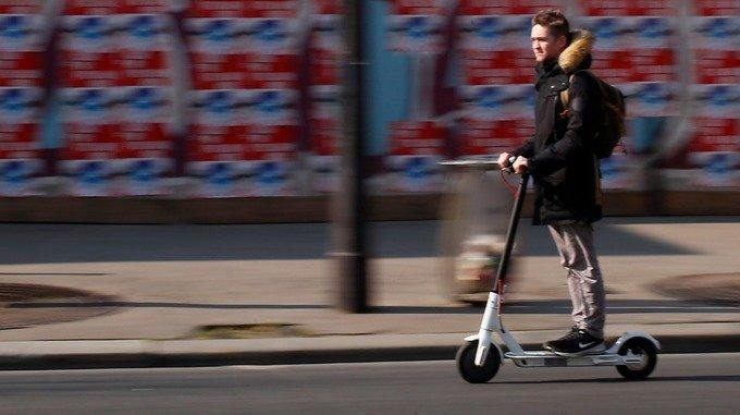 Plans to allow Segway e-scooters on UK roads unveiled