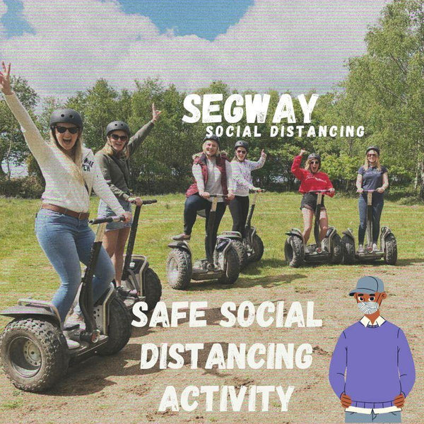 Segway Safe Social Distancing Activity