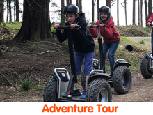 Load image into Gallery viewer, Segway Adventure Tour Gift Vouchers at Cann Woods or Extended at Exeter Haldon Forest - Segway Plymouth Devon Cann Woods