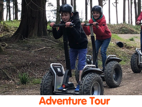Segway Adventure Tour Gift Vouchers at Cann Woods or Extended at Exeter Haldon Forest - Segway Plymouth Devon Cann Woods