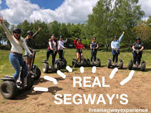 Load image into Gallery viewer, Segway Adventure Tour Gift Vouchers at Cann Woods or Forest Tour at Exeter Haldon Forest POST IT