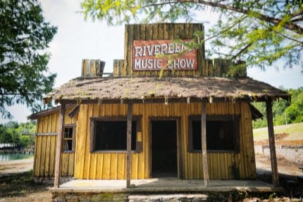 Riverbend Music Show (Print)