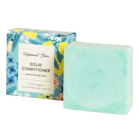 HelemaalShea Solid Conditioner Normal To Oily Hair 50g