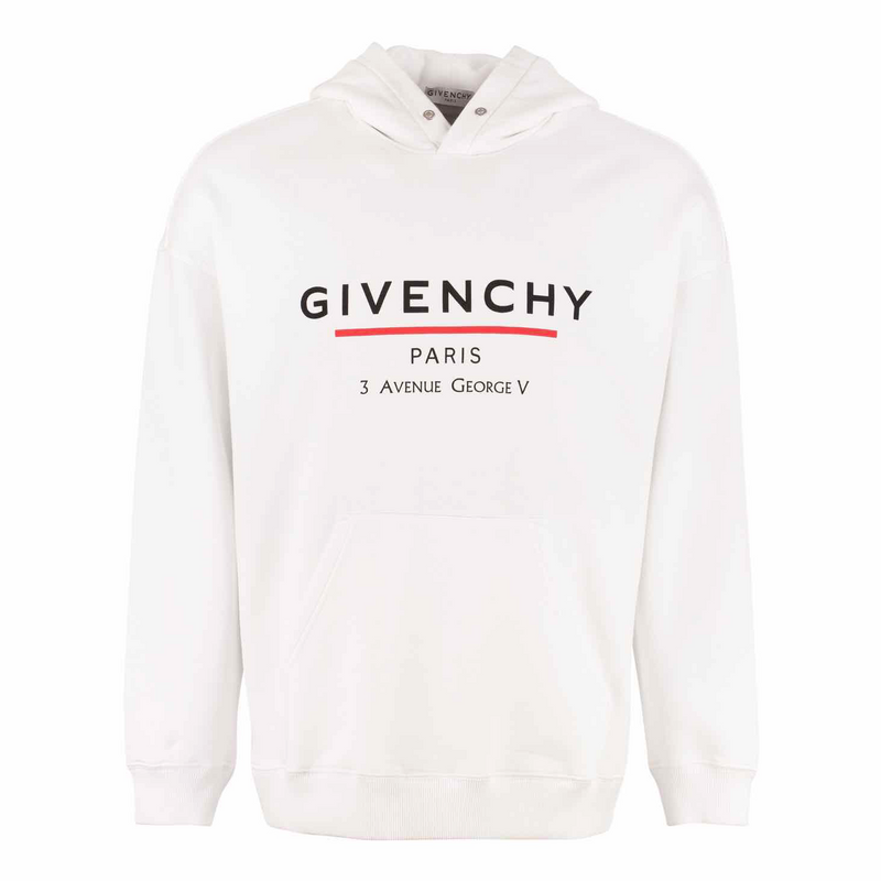 Givenchy Label Hoodie