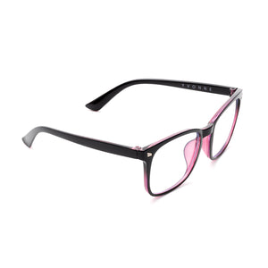 Rose blue light glasses