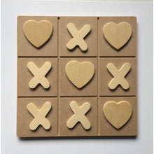 Load image into Gallery viewer, Wooden Hearts + Kisses