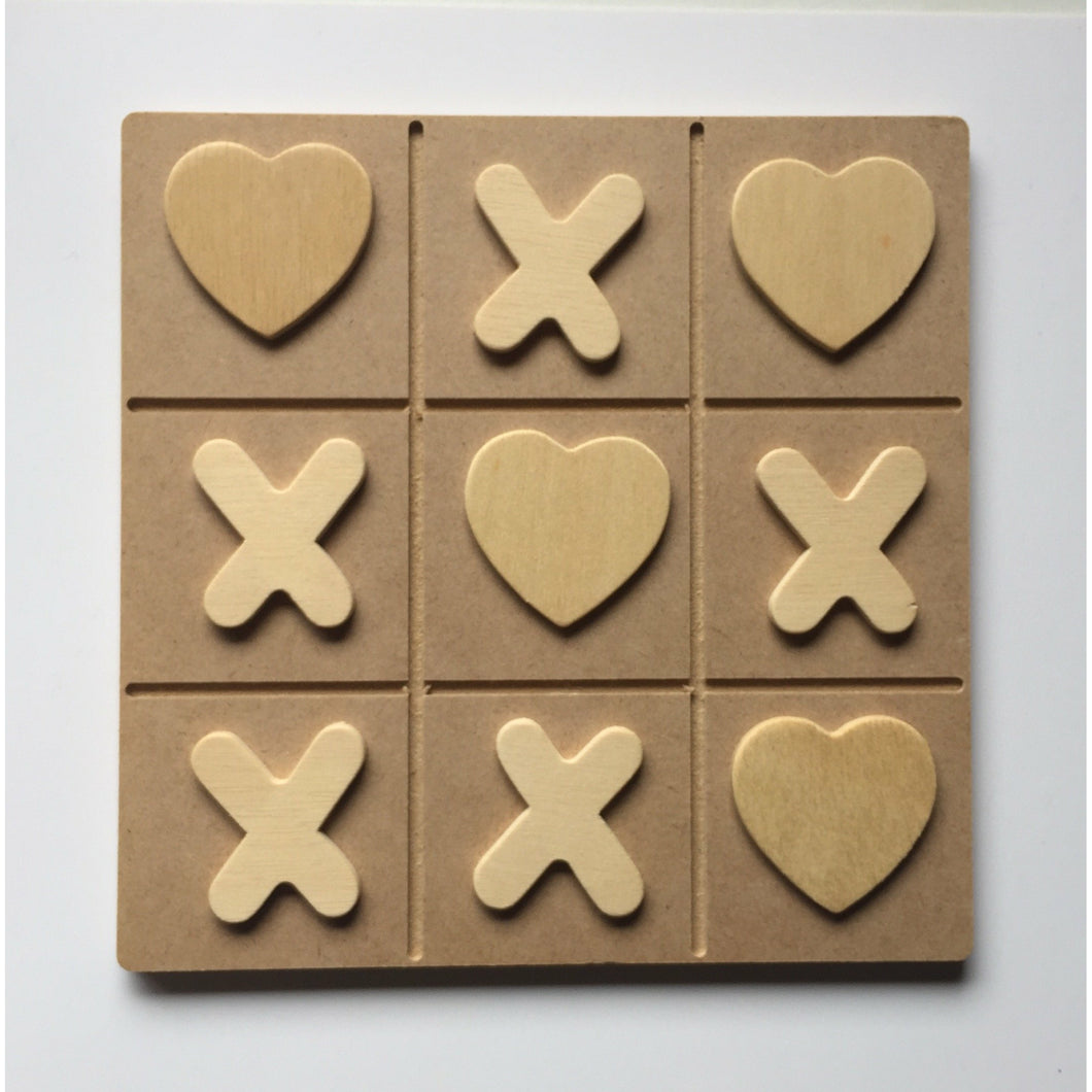 Wooden Hearts + Kisses