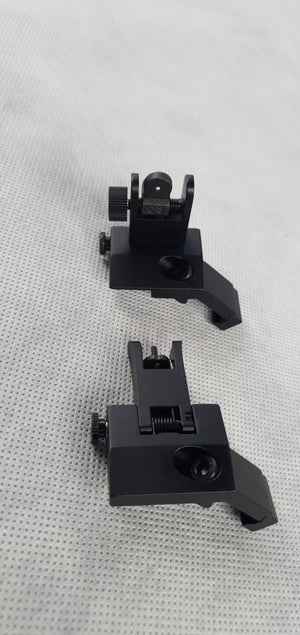 Iron Sights - Offset - 45degrees