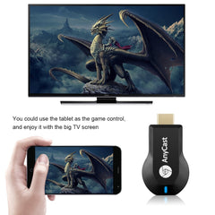 kebidumei Wireless WiFi Display TV Dongle Receiver HDMI TV Stick AnyCast M2 for Android Miracast for Projectors