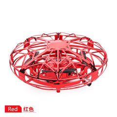 mini induction drone UFO drone Ball Flying Aircraft Anti-collision Hand Helicopter small intelligent quadcopter Drones For boys