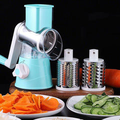 Multislicer 3 In 1 Kitchen Gadgets  Manual Vegetable Cutter Slicer Kitchen  Kitchen Accessories Vegetable Chopper