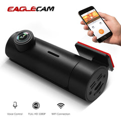 Dash Cam WIFI FULL HD 1080P Super Mini Car Camera DVR Wireless Night Version G-Sensor Driving Recorder