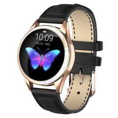 KW20 Smart Watch Women IP68 Waterproof Heart Rate Monitoring For Android IOS Fitness Bracelet Smartwatch