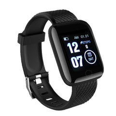 D13 Smart Watches 116 Plus Heart Rate Watch Smart Wristband Sports Watches Smart Band Waterproof Smartwatch Android Waterproof