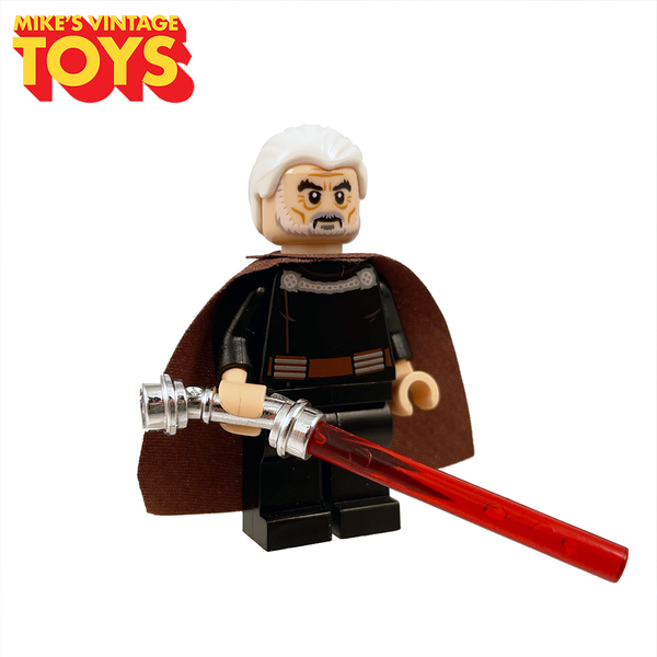 LEGO Star Wars Count Dooku Minifigure 2013