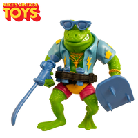 TMNT Genghis Frog 1989 Teenage Mutant Ninja Turtles