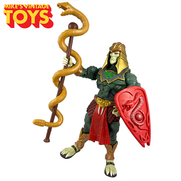 Masters of the Universe Classics Battle Armor King Hssss 2015 MOTU