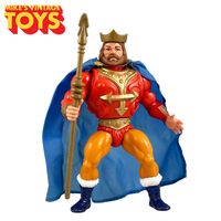 MOTU King Randor 1987 Complete Masters of the Universe