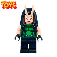 Lego Mantis Minifigure Guardians of the Galaxy Marvel Super Heroes 2017