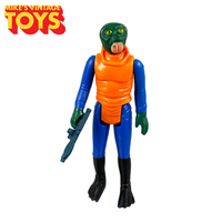 Vintage Star Wars Walrus Man 1978 Kenner
