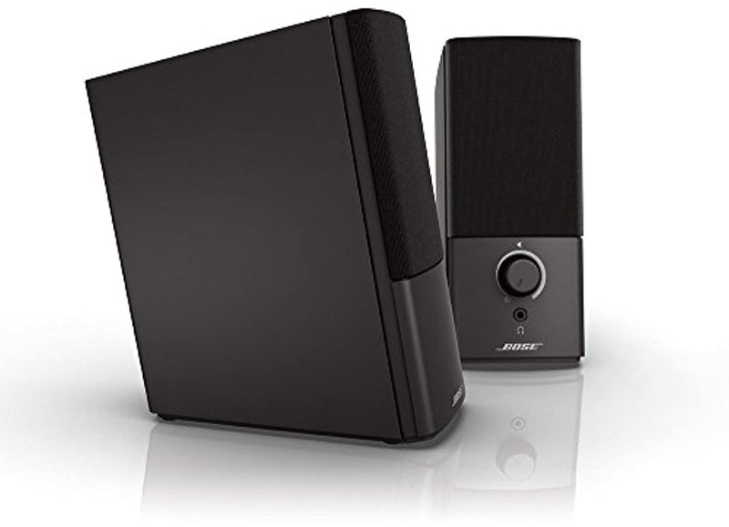Classier: Buy Bose Bose Companion 2 Series III Multimedia Speakers - for PC (with 3.5mm AUX & PC input)