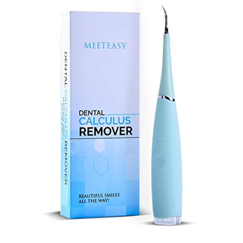 Classier: Buy Meeteasy Electric Sonic Dental Calculus Plaque Remover Tool Kit
