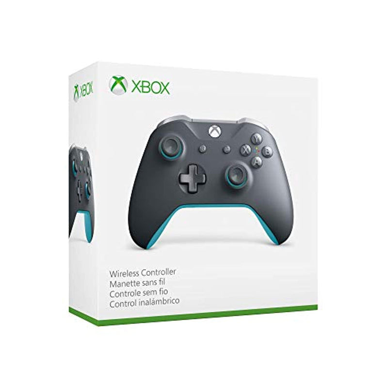 Classier: Buy Microsoft Xbox Wireless Controller - Grey And Blue