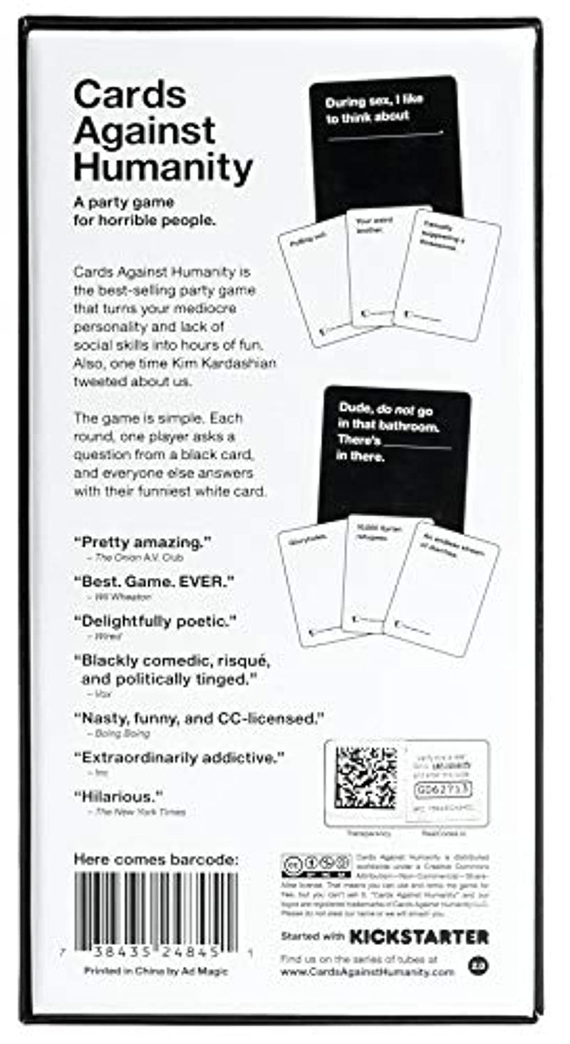 Classier: Buy Cards Against Humanity LLC. Cards Against Humanity