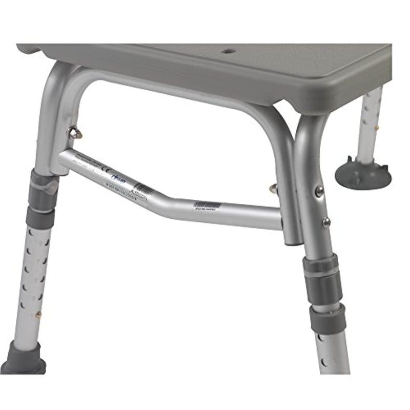 Classier: Buy Drive Medical Drive Medical Plastic Tub Transfer Bench with Adjustable Backrest (color may vary)