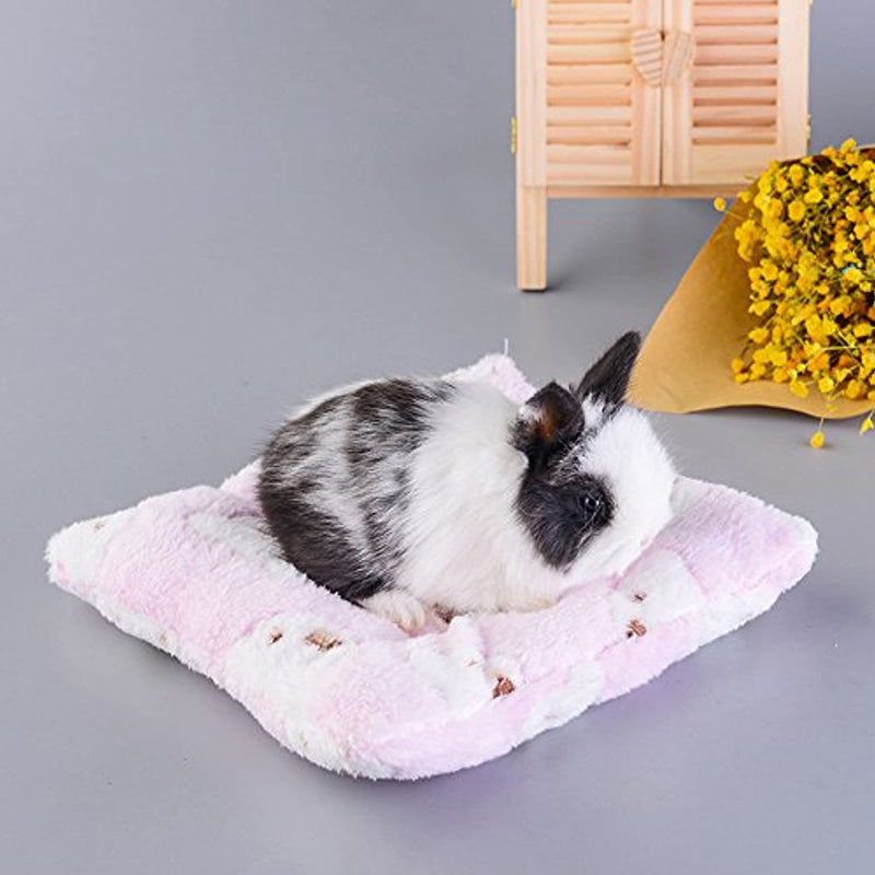 Classier: Buy FLAdorepet FLAdorepet Small Animal Guinea Pig Hamster Bed House Winter Warm Squirrel Hedgehog Rabbit Chinchilla Bed Mat House Nest Hamster Accessories