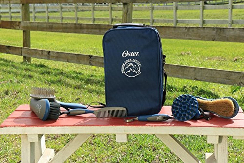 Classier: Buy Oster Oster Equine Care Series 7-Piece Grooming Kit