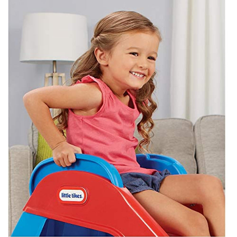 Classier: Buy Little Tikes Little Tikes First Slide (Red/Blue) - Indoor / Outdoor Toddler Toy