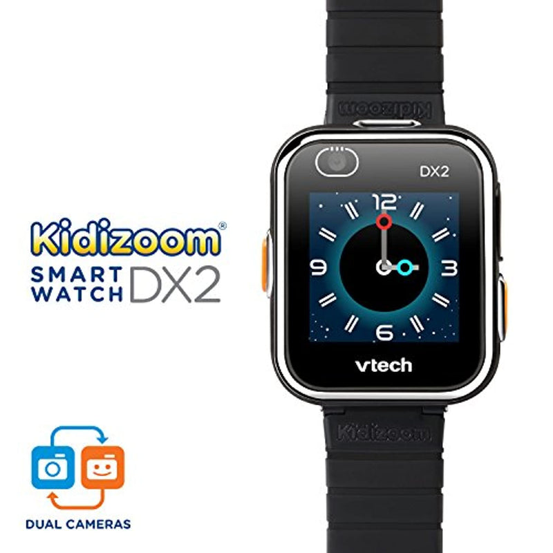 Classier: Buy VTech VTech KidiZoom Smartwatch DX2 Black (Amazon Exclusive), Great Gift For Kids, Toddlers, Toy for Boys and Girls, Ages 4, 5, 6, 7, 8, 9