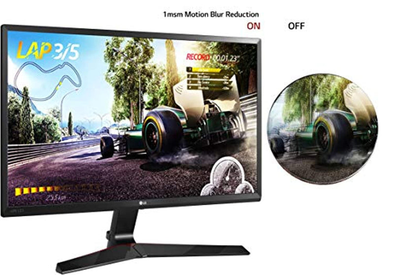 Classier: Buy LG LG 24MP59G-P 24-Inch Gaming Monitor with FreeSync (2017) - Black