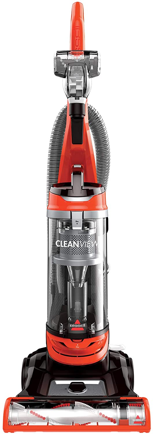Classier: Buy Bissell BISSELL Cleanview Bagless Vacuum Cleaner, 2486, Orange