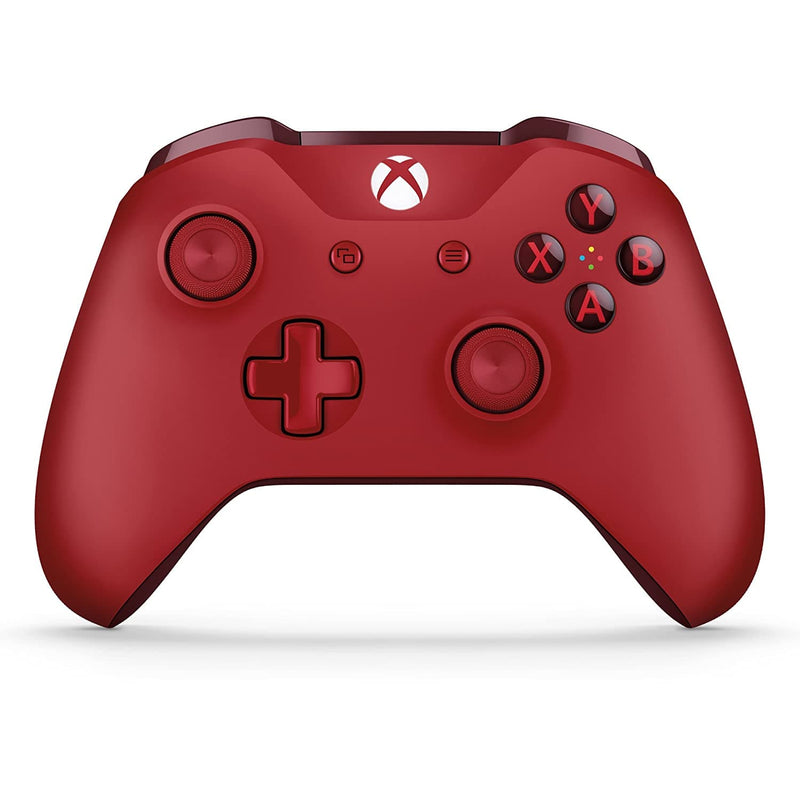 Classier: Buy Microsoft Xbox Wireless Controller - Red