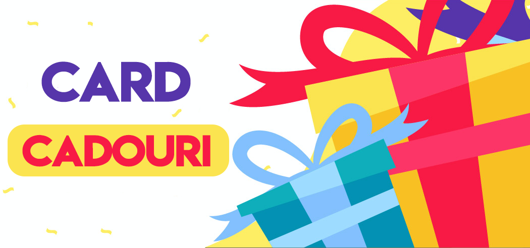 400 RON - Card de Cadouri | Gift Card