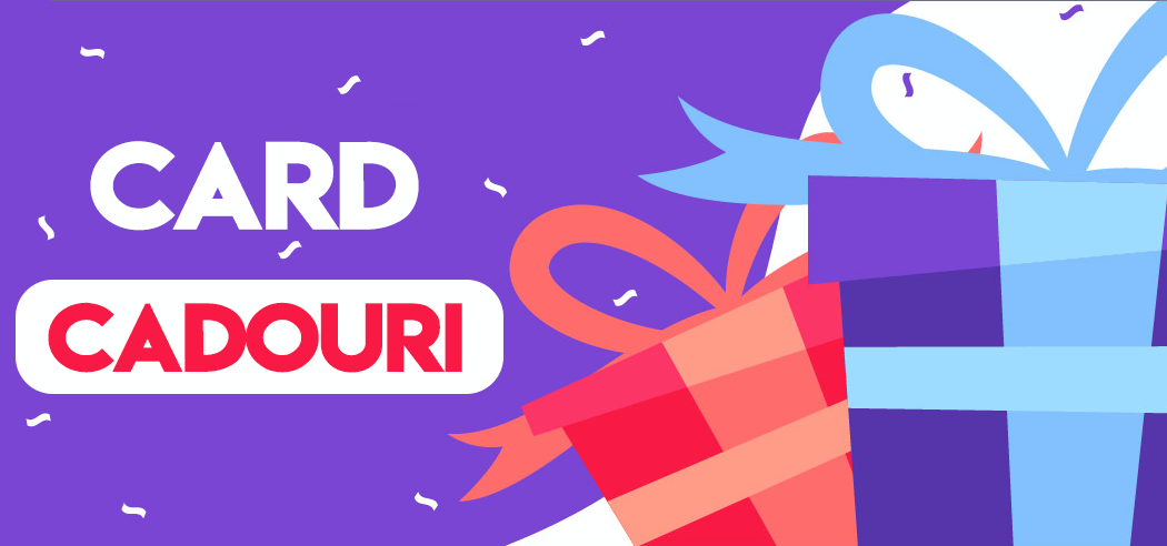 300 RON - Card de Cadouri | Gift Card