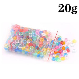 Colorful Slime Additive Fishbowl Beads All For Slime Decoration Accessories Supplies Vase Arts Craft DIY Making Toys Kit