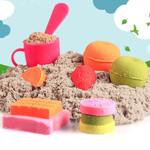 Slime Dynamic Space Sand Slime Magic Play Sand Slime Fluffy 100g/Bag Educational Colored Dynamic Sand Indoor Arena Slime Toys