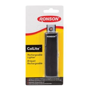 Ronson Coilite USB Electronic Lighter 12's (40544)
