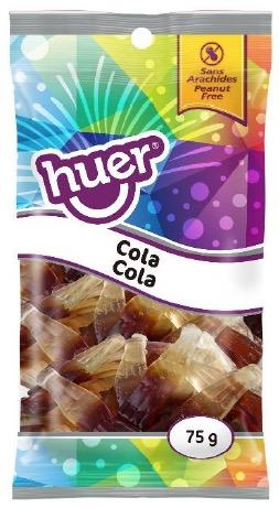 Huer Cola Bottles 75G 6*12 (HB597361) 795969  Top 25 2020