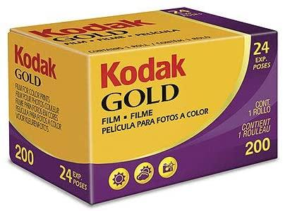 Kodak Gold Film/GB135-24 Boxed 200 Speed (Pack of 10) (6033955)