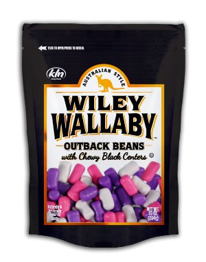 Wiley Outback Beans - Black 10's (121276)