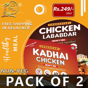 Pack of 2 (NON-VEG)