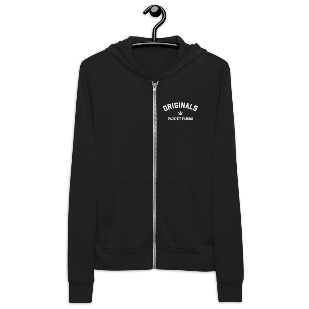 ORIGINALS 2021 ZIP UP HOODIE
