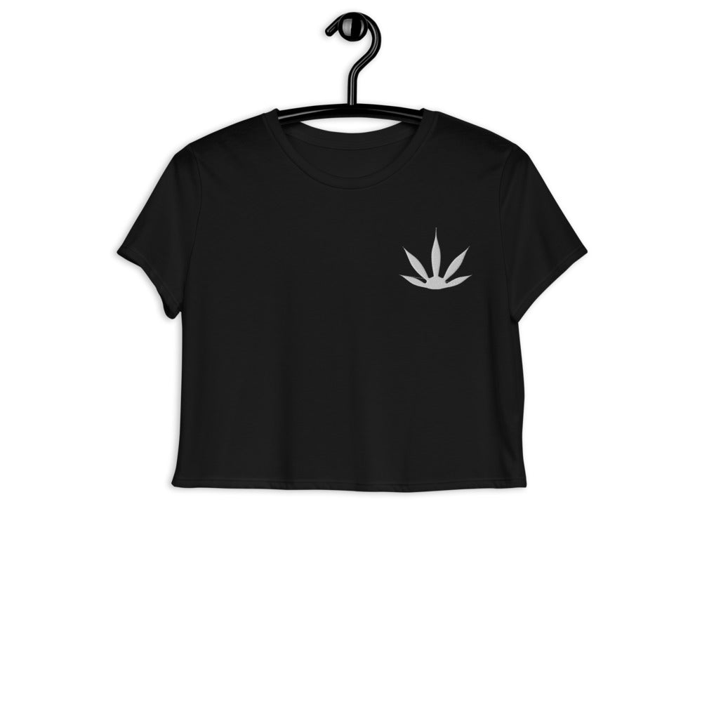 ORIGINALS LEAF CROP TOP (Women's)