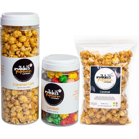 Wholesale Nikki's Popcorn