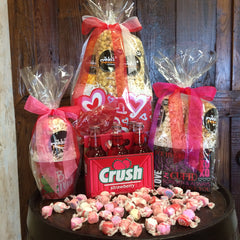Valentine Gifts Dallas Gourmet Popcorn Candy